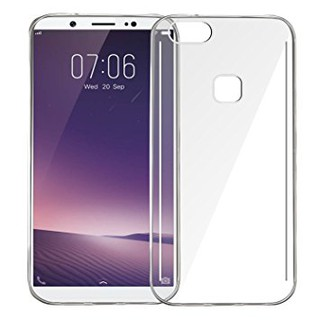 Ốp lưng OPPO F5 dẻo trong suốt chống trầy