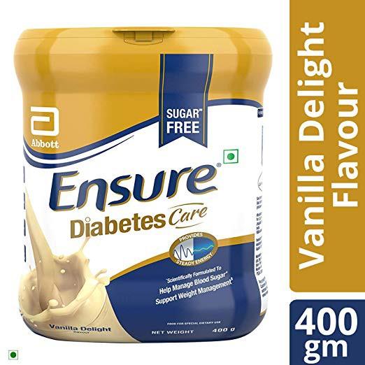 Sữa Bột Ensure Diabetes Care Mỹ 400g - Dinh Dưỡng Cho Người Tiểu Đường