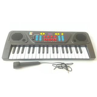 Đàn Organ melody mixing kèm micro
