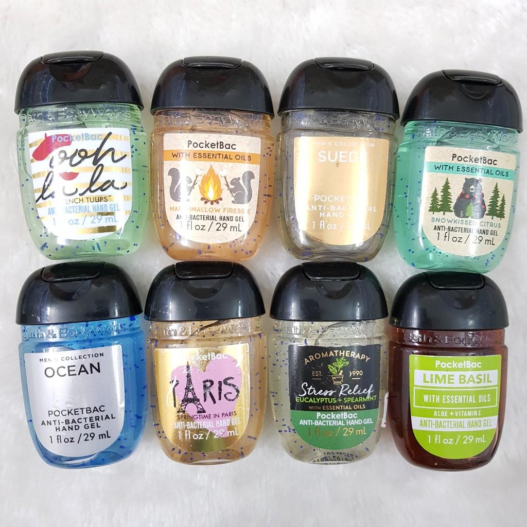 [ Bán Sỉ ] Gel rửa tay Bath & Body Works PocketBac Hand Gel 29ml - 3354068 , 785349429 , 322_785349429 , 34000 , -Ban-Si-Gel-rua-tay-Bath-Body-Works-PocketBac-Hand-Gel-29ml-322_785349429 , shopee.vn , [ Bán Sỉ ] Gel rửa tay Bath & Body Works PocketBac Hand Gel 29ml