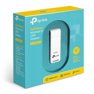 Thiết bị mạng/USB thu sóng Tp- link TL-WN821N