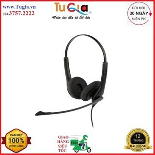 Tai nghe Jabra Biz 1500 Duo USB-Hàng chính hãng