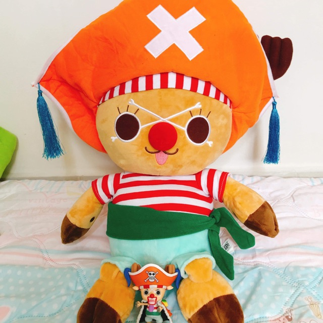 Gấu chopper one piece size đại 80cm