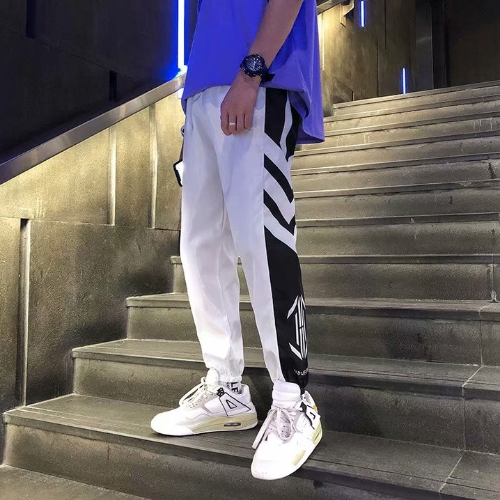 trousers  nine-point pants long pants Men Clothes  fast shipping Pants  hot sale casual trousers