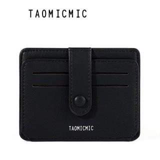 Hình ảnh Ví nữ mini TAOMICMIC dễ thương ngắn cầm tay nhiều ngăn nhỏ gọn bỏ túi thời trang cao cấp VD379-0