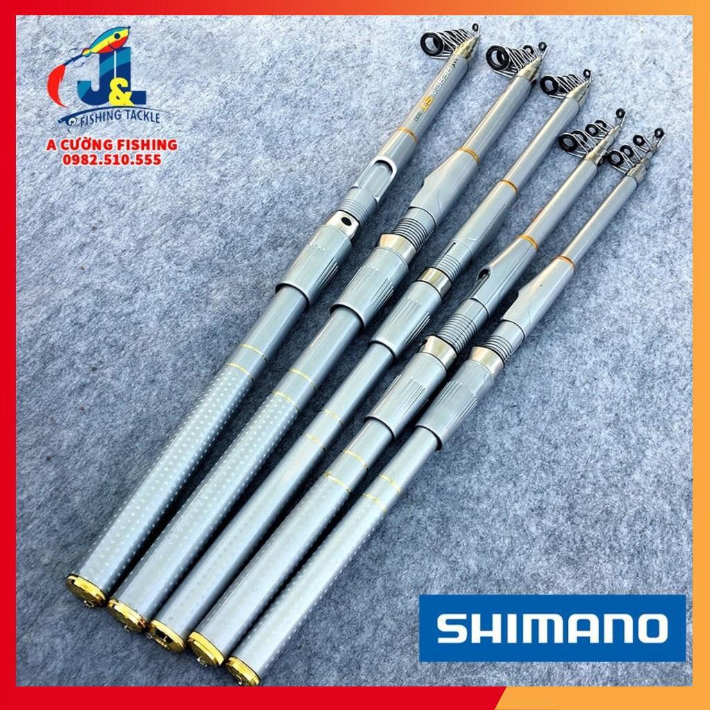 Cần Câu Cá Shimano 2m7 - 3m - 3m6  Siêu Đẹp và Khỏe ( giá siêu rẻ )