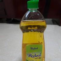 Nước rửa chén Rodval hương chanh 800ml