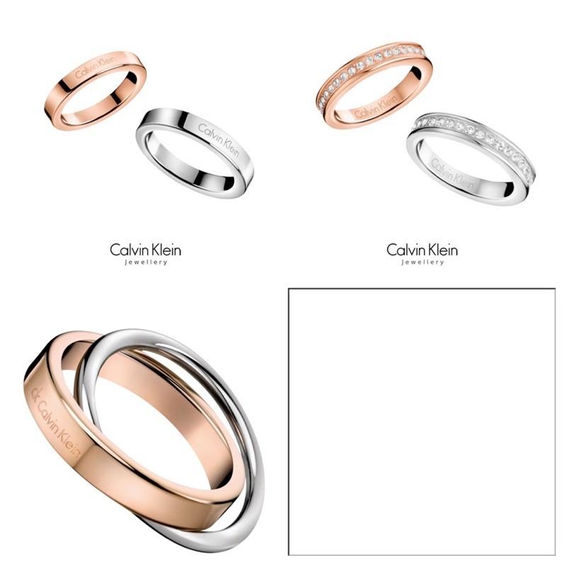Nhẫn Calvin Klein unisex (sẵn)