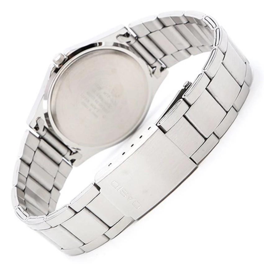 Đồng hồ nam dây kim loại Casio chính hãng Anh Khuê MTP-1130A-1ARDF