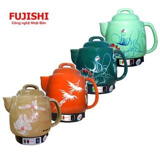 Ấm sắc thuốc điện gốm Bát Tràng Fujishi 3.2 Lít HK-33B (Nhiều màu)