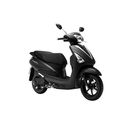 [Nhập mã MANEW07 giảm 15% - tối đa 30K]Xe Yamaha Acruzo Deluxe 2018 (Đen Nhám) + Tặng nón bảo hiểm,