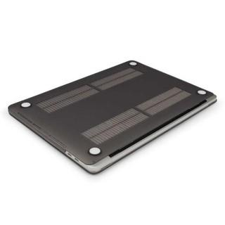 Ốp lưng màu đen nhám cho Macbook 11.6