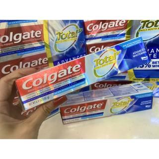 SALE Kem đánh răng làm Trắng và giảm ê buốt Colgate mỹ