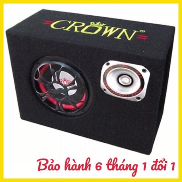 Loa crown 5 vuông BH 6 tháng đổi mới
