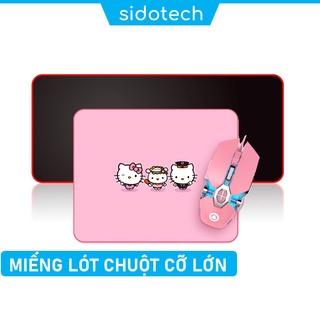 Miếng Lót Chuột Cỡ Lớn 80 x 30 SIDOTECH Inphic L1C Siêu Nhạy Chống Nước Cho Game Thu Chơi Game Làm Việc Văn Phòng thumbnail