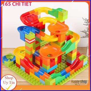 [Mã TOYFSS6 giảm 15K đơn bất kì] Lego Cho Bé- Lắp Ghép Thả Bi [165 CHI TIẾT ]