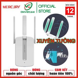 Bộ Kích Sóng Wifi Mercury Repeater MW310RE 3 Anten Cực Mạnh thumbnail