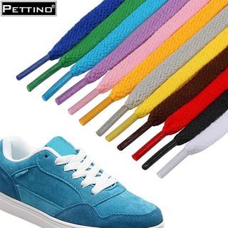01 cặp dây giày thể thao bản dẹt thời trang nhiều màu đẹp PETTINO - SSLS01 thumbnail