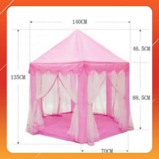 [Đồ chơi trẻ em] Lều công chúa đẹp cho bé