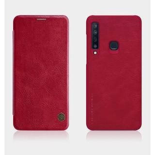Bao Da Nillkin Qin Cho Samsung Galaxy A9 2018