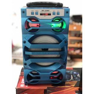 Loa Bluetooth Osda MS-320T Loa di động ngoài trời có FM