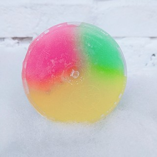 RAINBOW ICING-SNOW CONE SLIME-SIZE M