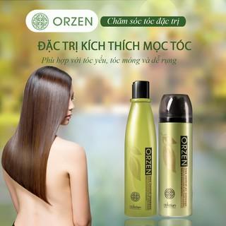 Bộ đặc trị kích thích mọc tóc Orzen