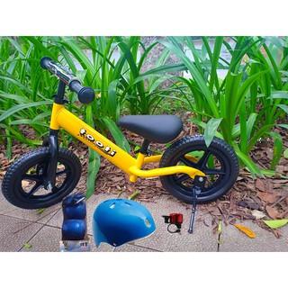 Xe thăng bằng Tooti Pro + Tặng Mũ BH + Bộ BVCT + Bọc đệm tay lái + Chân chống