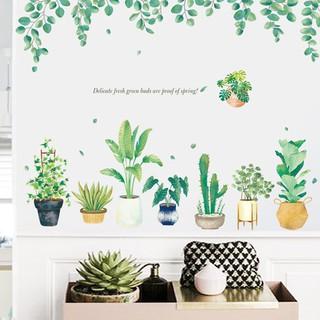 Tranh decal dán tường KHUNG ẢNH NGỰA HỒNG trang trí phòng khách - Tranh decal dán tường