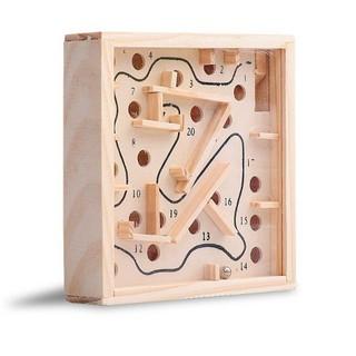 Hộp gỗ mê cung tập tính tư duy tập trung cao. shop anhnam