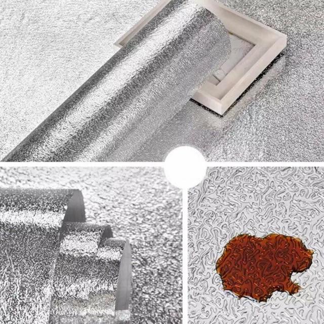 giấy dán tường nhà bếp chống nhiệt – Giấy dán tường