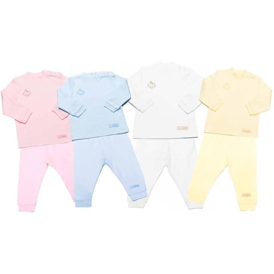 Bộ áo cổ lọ quần bo gấu dày bé trai/bé gái Lullaby - 2625617 , 49853866 , 322_49853866 , 102000 , Bo-ao-co-lo-quan-bo-gau-day-be-trai-be-gai-Lullaby-322_49853866 , shopee.vn , Bộ áo cổ lọ quần bo gấu dày bé trai/bé gái Lullaby