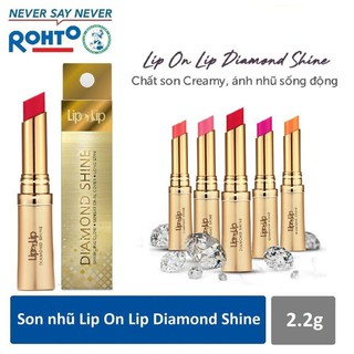 Son nhũ Lip On Lip Diamon Shine thumbnail