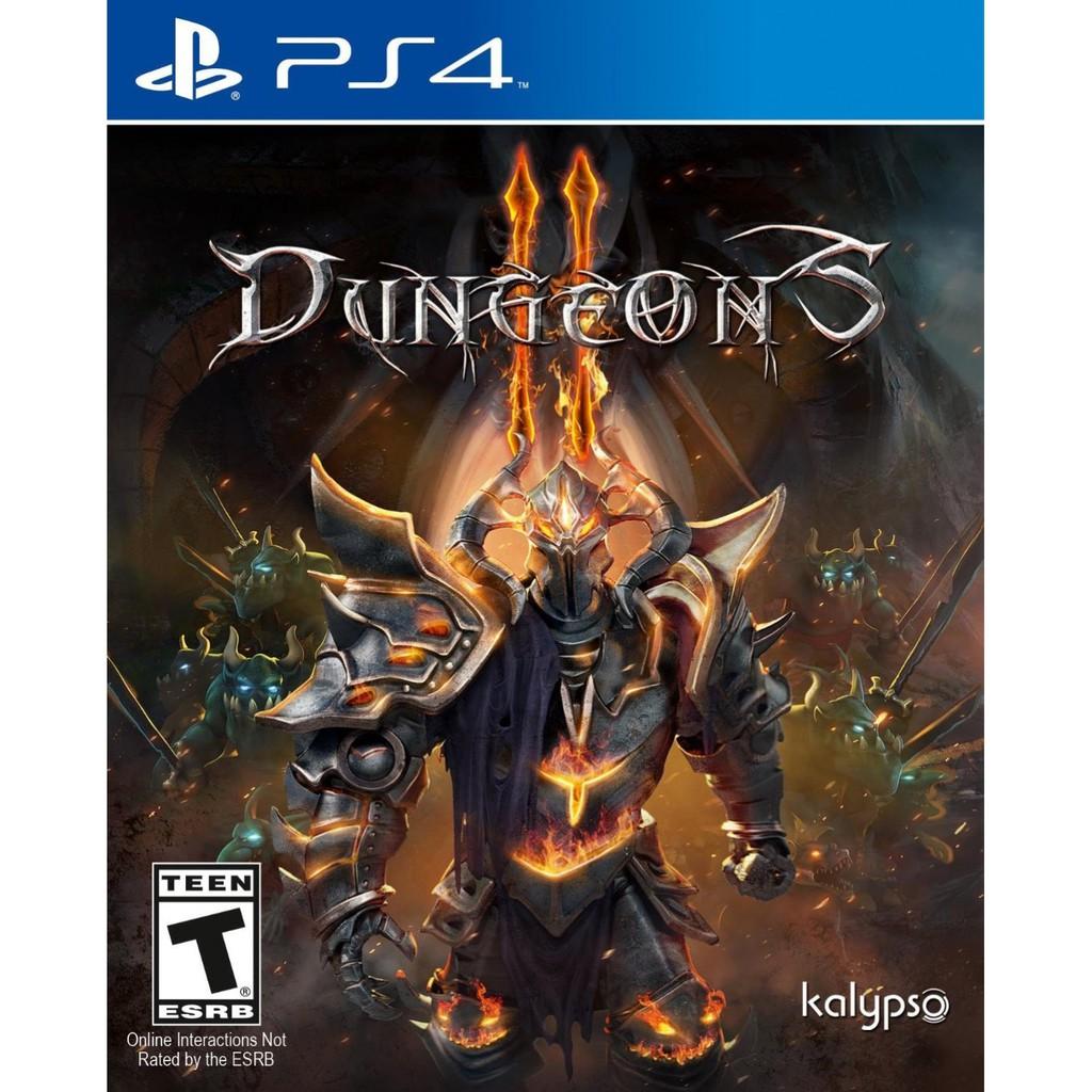 Đĩa game PS4 US: Dungeons 2