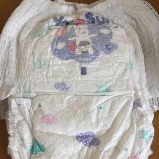 Bỉm trần quần yokosun -combo 60c