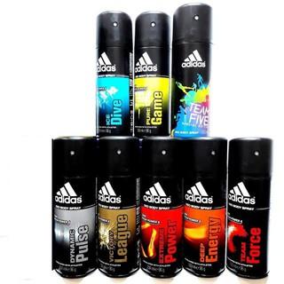 Xịt khử mùi toàn thân nam Adidas 150ml thumbnail
