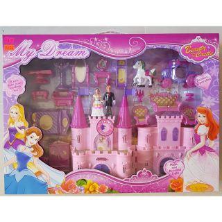 Bộ đồ chơi lâu đài sg-2970