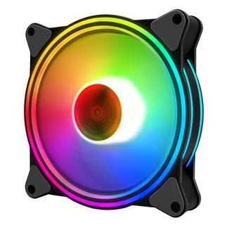 Quạt Tản Nhiệt, Fan Case Coolmoon M1 Led RGB 16 Triệu Màu, 366 Hiệu Ứng thumbnail