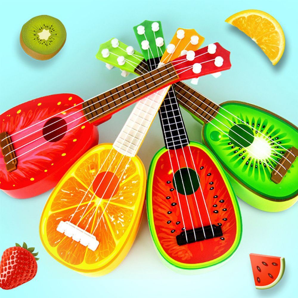 Funny Simulation Fruit Design Cute for Children Creative Puzzle Toy