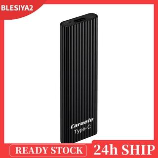 [BLESIYA2]500GB SSD External Portable Storage USB 3.1 Gen-1 USB-C Compatible