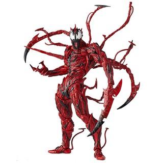 Marvel Red Venom Spider-Man Edward Brock PVC Statue Action Figure Model Toy Gift