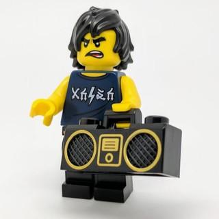 LEGO Minifigures Chính Hãng – The Ninjago Movie 71019 – Cole Nghe Nhạc
