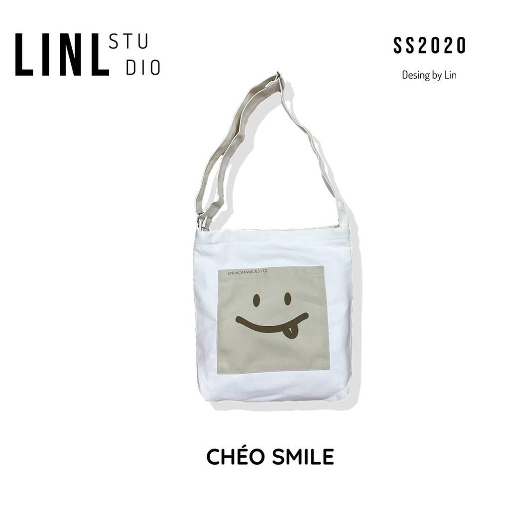 LINLINCANVAS - Chéo smile