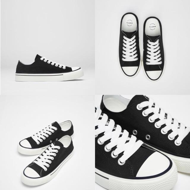 Giày sneaker vải Pull&Bear xuất xịn - 2570847 , 207633326 , 322_207633326 , 450000 , Giay-sneaker-vai-PullBear-xuat-xin-322_207633326 , shopee.vn , Giày sneaker vải Pull&Bear xuất xịn