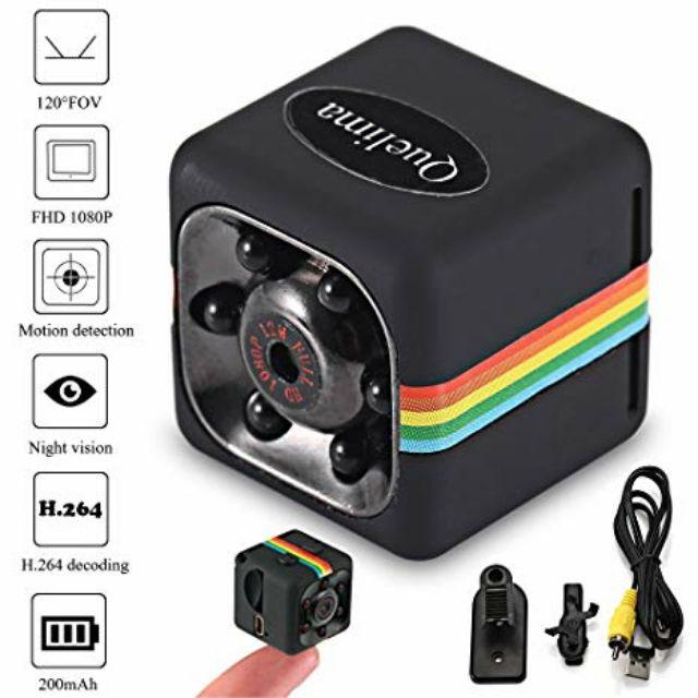 (SIÊU GIẢM GIÁ) Máy quay mini 12MP HD 1080P nhỏ gọn tiện dụng -dc3481