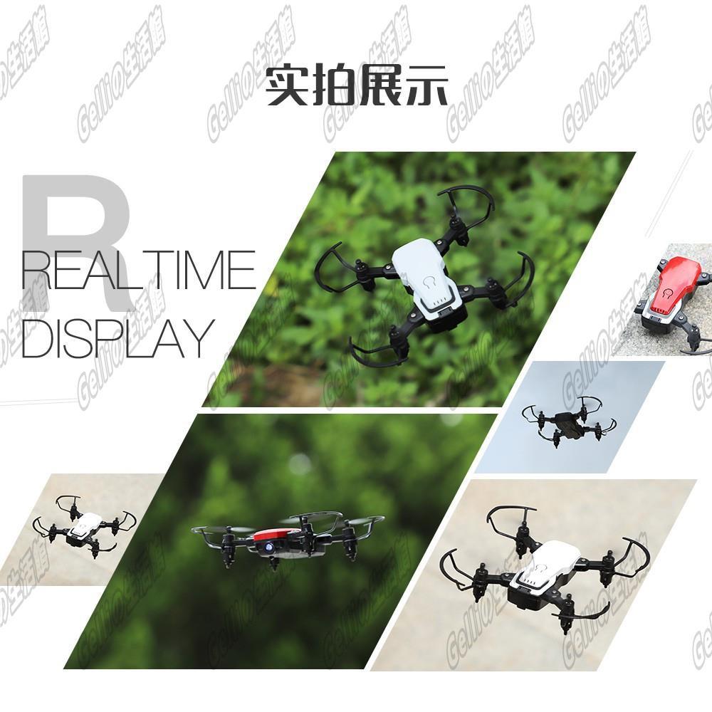 FRESH ♛◆❇Bộ Drone Điều Khiển Từ Xa Lf606 Hd Four-Axis 4k Công Dụng
