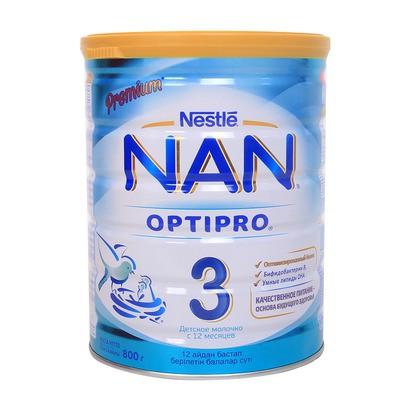 Sữa Nan Nga số 3 800g