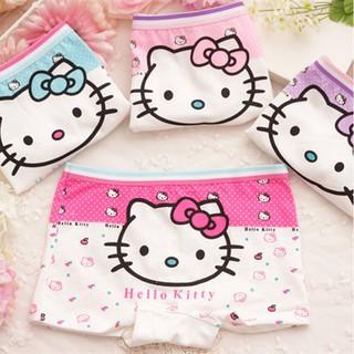 SET 05 quần lót bé gái 3-7 tuổi