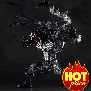 [CÓ SẴN] Mô Hình Venom Có Khớp Cử Động Revoltech Full Box