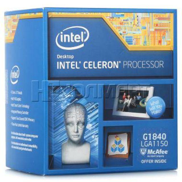 Combo cpu intel g1840 + main h81 asrock dgs r 2.0+ ram avexir dd3 4gb Giá chỉ 950.000₫